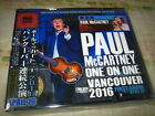 PAUL McCARTNEY - ONE ON ONE VANCOUVER 2016 FIRST SHOW 3CD LIVE PROMO