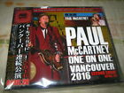 PAUL McCARTNEY - ONE ON ONE VANCOUVER 2016 SECOND SHOW 3CD LIVE PROMO
