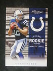 Andrew Luck Cards, Rookie Cards  and Autographed Memorabilia Guide 9