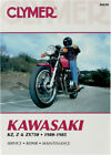 CLYMER Repair Manual for Kawasaki KZ750E, H, L, LTD, R; Z750L; ZX750A, E