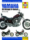 HAYNES Repair Manual - Yamaha Virago XV535/700/750/920/1000/1100 (1981-2003)