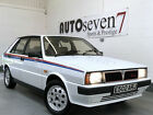 Lancia Delta16 1600 HF Turbo Martini 5dr 1988 E reg VERY RARE CAR