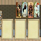 Premade Double Page Scrapbook Layouts Disney Haunted Mansion 877