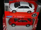 Toyota Corolla diecast model car Welly  Kinsmart Lot