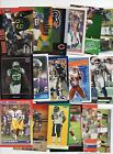 MICHIGAN WOLVERINES 50 CARD FOOTBALL LOT ECKER HARBAUGH KENN KEY LAWASKEW