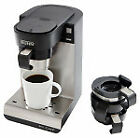 My Cafe Single Cup Multi Use Brewer 4 Machines In 1; Brews K-Cups