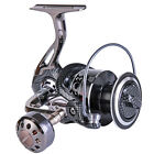 Smooth Casting Double Bearing 5.2:1 12+1BB All Metal Light Spinning Fishing Reel