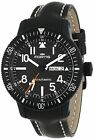 Fortis Men's 647.28.71 L.01 B-42 Marinemaster Automatic Black Leather Wristwatch