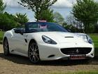 2009 Ferrari California 2+ 2dr F1 Petrol white Automatic