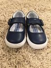 Keds Mary Janes Toddler 45M Navy Leather Girls