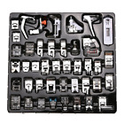 Professional 42pcs Sewing Machine Presser Feet for Brother Babylock Toyota etc