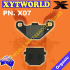 FRONT Brake Pads for HYOSUNG SF 50 Rally Prima Racing 2000-2003 2004 2005 2006