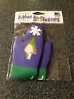 REBECCA SOWER DESIGNS MOVERS  SHAKERS MITTENS W SHAKERS 3D CHRISTMAS WINTER