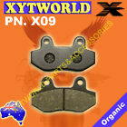 FRONT Brake Pads KYMCO Spike 100/125 2000 2001 2002 2003 2004 2005 2006