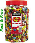 Kirkland Signature Jelly Belly Original Gourmet Jelly Beans 49 Flavors 4 LB Free