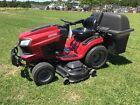 Craftsman 24 HP 54 Mower WIth Bagger Attachment and Jack