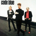 Code Blue * Code Blue S/T CD New Sealed Blue Zip Lock 23 remastered tracks rare