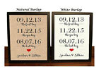 Couples Wedding Gift  Anniversary Gift  Engagement Gift  Personalized Gift