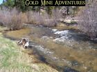 Lease 20 Acre Un Dredged Placer Gold Claim In Boise Co ID Virgin Gravel