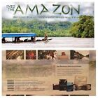 New Into The Amazon Vision Forum Ministries Study Course DVDs +Bonus+Certificate