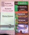 Abeka Science of Physical Creation Grade 9
