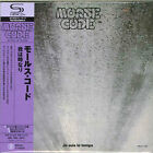 MORSE CODE-JE SUIS LE TEMPS-JAPAN MINI LP SHM-CD Hi25