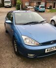 LARGER PHOTOS: Ford Focus 1.6 Ghia 2002