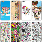 Tokidoki Unicorno Hello Kitty Anime Hard Case Cover For iPhone Samsung S8 Huawie
