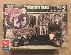 AMT The Munsters Koach Kit # 30098 Factory Sealed Model 1:25