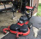 Walk Behind Lawn Mower Gravely WAW34 33 Bagger Mulching Plate Electric Start