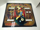 Eight Ball Deluxe 8 Bally Pinball Backglass NOS 1984 SLIDE OUT 26 By 24