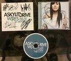 *SIGNED* A Skylit Drive Wires And The Concept Of Breathing CD Dance Gavin Dance