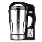Hometech 800W Electric Jug Stainless Steel Soup Maker Machine Blender with 56 Oz