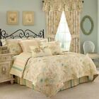 Waverly 4-pc Full/Queen Cape Coral Quilt Set Multi
