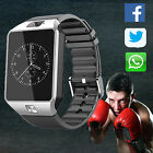 Bluetooth Sports Smart Wrist Watch DZ09 for Android iPhone Phone Mate SIM Slot