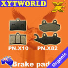FRONT REAR Brake Pads for PGO G-Max 125 2006 2007 2008