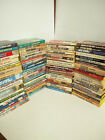 Lot of 12 Western Paperback Fiction Books Selected At Random Lamour Grey