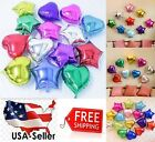 10 Star Heart Foil Balloon Birthday Baby Shower Bride Party FREE SHIPPING