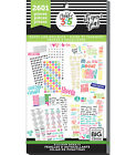 Create 365 The Happy Planner Sticker Sheets Dates  Holidays New by Mambi VHTF