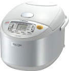 Rice Cooker and Warmer Umami Micom 10 Cups Uncooked Capacity with LCD Display