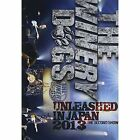 NEW THE WINERY DOGS - UNLEASHED IN JAPAN 2013 Deluxe Edition [DVD]  Japan