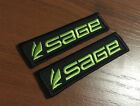 2X SAGE Xi3 TXL F PULSE LAUNCH Z AXIS GFL XP890 embroidered patch badge