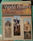Abeka 10th Grade World History  Cultures Teacher Guide Second Edition