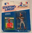1989 Starting Lineup OZZIE SMITH NIP Baseball Card+Figure St.Louis Cardinals MLB