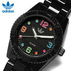 ADIDAS WOMEN'S BRISBANE BLACK PLASTIC ANALOG WATCH ADH2943