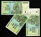 10 Trillion Zimbabwe Dollars x 3 Bank Notes ~ AA 2008 ~ Series 50