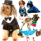 Animal Dog Fancy Dress Halloween Funny Novelty Pet Puppy Costume Outfit Gift New