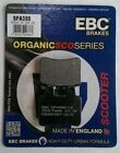 Derbi GP1 125 Racing (2007 to 2009) EBC Organic REAR Disc Brake Pads (SFA350)