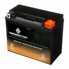 YTX20L-BS Motorcycle Battery for HONDA GL1800 Gold Wing, F6B, F6C (2001-2019)
