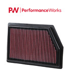 K&N Air Filter 2014-2016 JEEP CHEROKEE 3.2L / 2.4L / 2.0L #33-5009